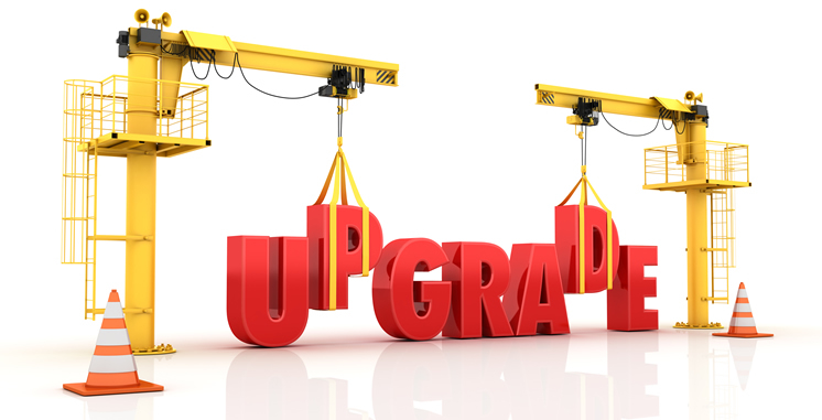 Advice: Do you want to upgrade your equipment?