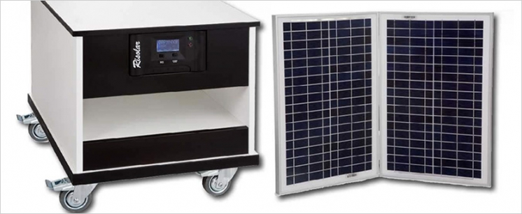 Risolar Power Stand